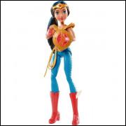 Boneca Dc Super Hero Girls Wonder Woman Heroina Mattel