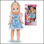 Boneca Cinderela M.P Princesa 30cm. Mimo