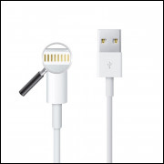 Cabo Usb Para Iphone 5 E 6. Ipad Mini 1m Desbloqueado