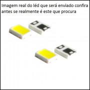 Led Branco Smd 2835 1w 3 Volts Backlight Tv sem diodo zener- 10 Peças por apenas R$13,00