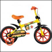 Bicicleta Power Rex Aro 12 Caloi