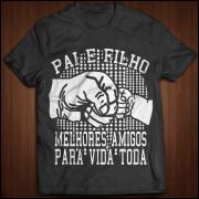 Coleção Camiseta Pai e Filho