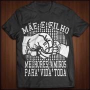 Coleção Camiseta Mãee Filho