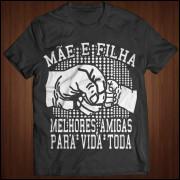 Coleção Camiseta Mãee Filha