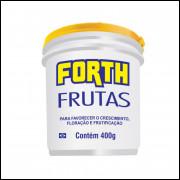 Fertilizante Forth Frutas para Frutíferas Pote 400 gr