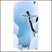 Adesivo para Envelopamento de Geladeira - Pinguim - Modelo 02 - A partir de R$ 72,90
