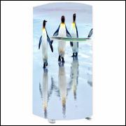 Adesivo para Envelopamento de Geladeira - Pinguim - Modelo 03 - A partir de R$ 72,90