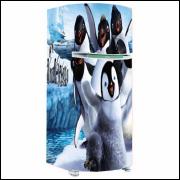 Adesivo para Envelopamento de Geladeira - Pinguim - Modelo 04 - A partir de R$ 72,90