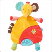 Baby Fehn - Bichinho Mordedor Elefante - BR307
