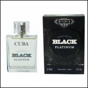 Perfume Masculino Cuba Individual Black 100ml - Inspiração Ferrari Black