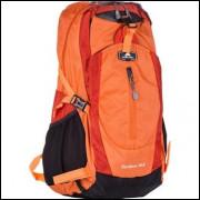 Mochila Ozark Trail 40 Litros BP1307 com Porta Notebook Laranja
