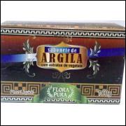 Sabonete de argila 100g Flora Pura