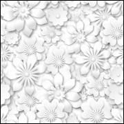 PAPEL DE PAREDE COLEÇÃO 3D -ROLO 0,60X3,00M - MODELO 20