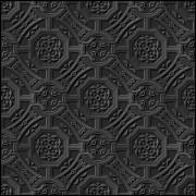PAPEL DE PAREDE COLEÇÃO 3D -ROLO 0,60X3,00M - MODELO 23
