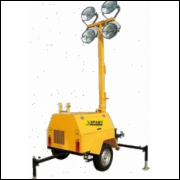 RPLT 5000CH - Torre de Iluminação