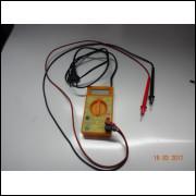 Testador de barras de LED