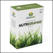 Fertilizante Adubo Npk 20-10-10 Para Gramado Vitaplan 1k