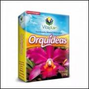 Fertilizante Adubo Npk 10 10 10 Para Orquideas Vitaplan 150g