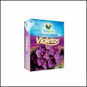 Adubo Fertilizante Mineral Misto P/ Violetas Vitaplan 150gr