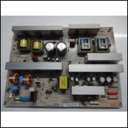 Placa da fonte da tv LG-Modelo LG52LG70YD com garantia entrega imediata.