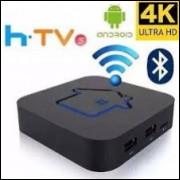 H Tv Box 5 Lançamento 2017