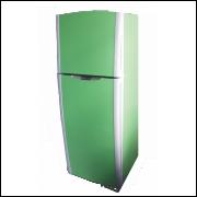 Adesivo para Envelopamento de Geladeira - Verde Fosco - A partir de R$ 72,90
