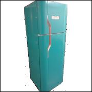 Adesivo para Envelopamento de Geladeira - Azul Fosco 01 - A partir de R$ 72,90