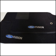 Tapetes automotivos Ford Fusion carpete personalizado