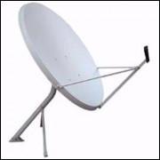 Antena Satélite Parábola 90cm