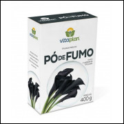 Pó De Fumo Inseticida Repelente Natural Para Plantas 400gr