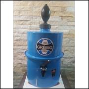 Chopeira Portátil 3,5 litros Grêmio Azul