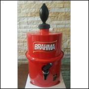 Chopeira Portátil 3,5 litros Brahma Vermelho