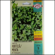 Sementes De Hortelã/ Menta Isla - Aproximadamente 1300 sementes