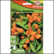 Sementes De Pimenta Stromboli Ornamental Isla - Aproximadamente 20 sementes