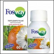 Fosway Fertilizante foliar Fonte De Fósforo E Potássio Rende 20 L
