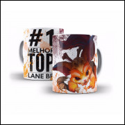 Caneca Lol League Of Legends Gnar