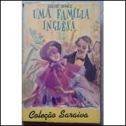 Julio Diniz Uma Familia Inglesa 1ª Vol 1964 Col Saraiva