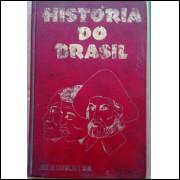 Jose De Carvalho E Silva Historia Do Brasil Vol 1 Capa Dura