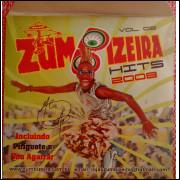 Cd Zumbizeira Vol 2 Hits 2008 Piriguete E Vou Agarrar