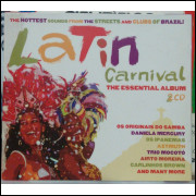 Cd Latin Carnival The Essential Album 2 Cd Made In Uk New
