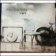 Cd Ana Carolina Nove Digipack Sony Music