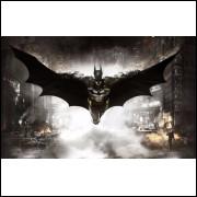 Painel Sublimação em Tecido Batman 1,5 Alt X 2,5 Larg
