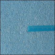 Areia fina  azul claro