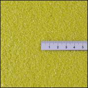 Areia fina amarelo imperial