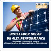 ENERGIA SOLAR - INSTALADOR SOLAR DE ALTA PERFORMANCE- Veja o Vídeo https://go.hotmart.com/W6468557O