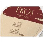 Polpa Esfoliante Ekos Castanha - 200g