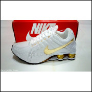 Nike Shox Junior Feminino