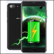 NOVO ASUS Zenfone 4 Max Plus X015D ZC550TL Octa Núcleo 5000 mAh dupla Câmeras Android 7.0 3 GB RAM