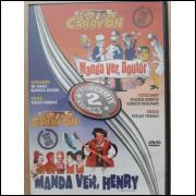 Dvd Manda Ver Doutor Manda Ver Henry 2 Filmes Supermix