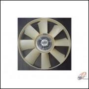 Helice D Motor Completa Caminhao Mbb Axor 1933 Nº 9062001923
